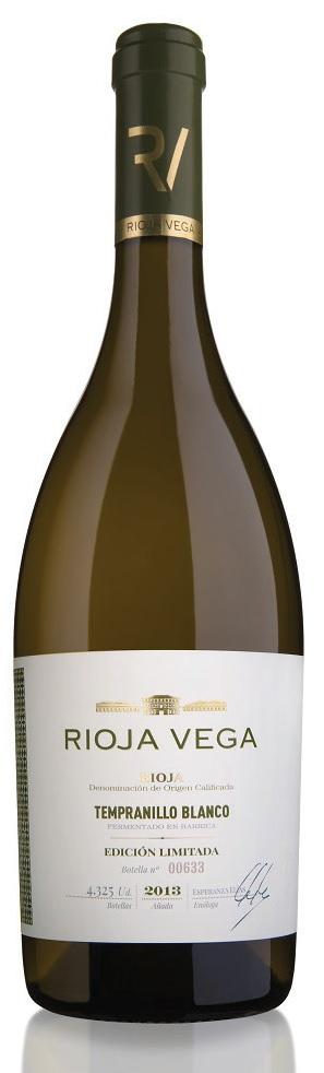La primera coseña de un vino con Leyenda, Rioja Vega Tempranillo.