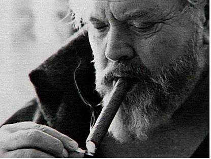 Orson Welles para dar y fumar!